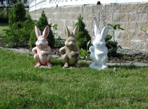 Zahradní králíčci