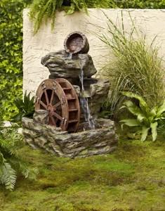 TOP 10 zahradních fontán pro kvalitní odpočinek